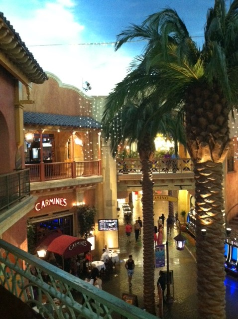 Inside The Quarter at the Tropicana