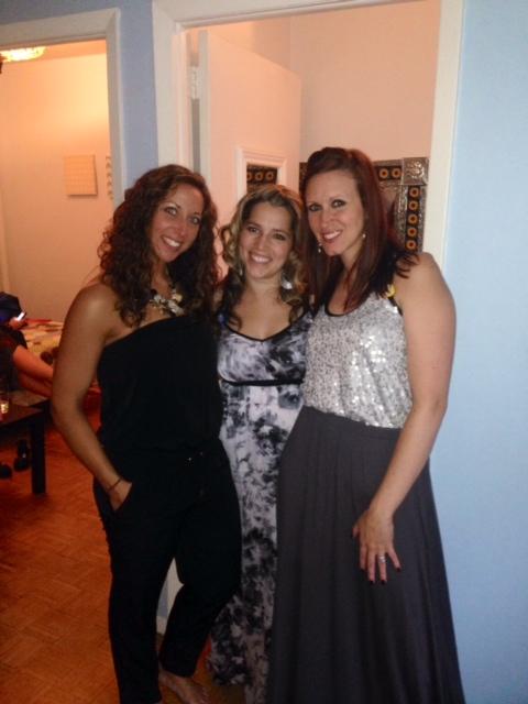 Vicky, Cindi, and Me